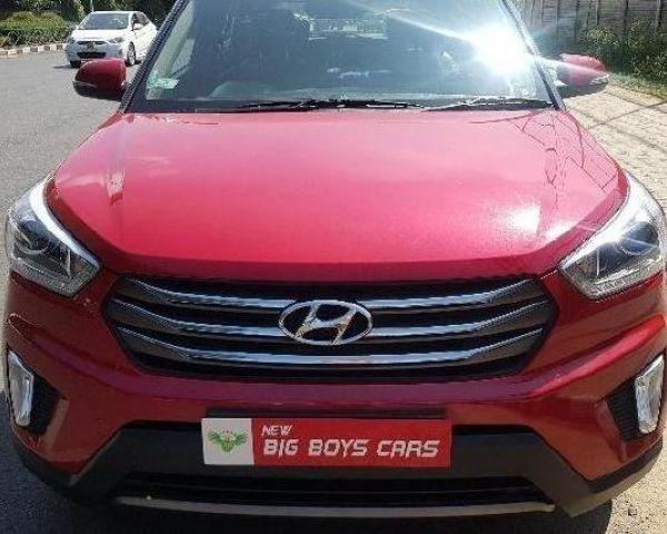 2015 Hyundai Creta Sx Plus 1 6 Crdi Dual Tone For Sale In Bangalore