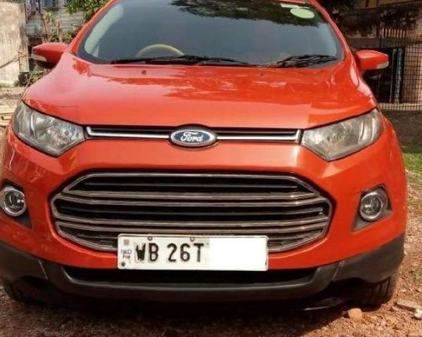 2015 Ford Ecosport Titanium 1 5l Ti Vct Black Edition At For Sale
