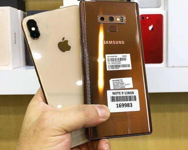 Apple iPhone XS Max - 512GB - Gold Unlocked A1921 CDMA + GSM