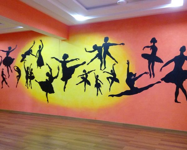School Wall Painting Artist In Vijayawada