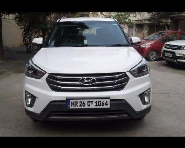 2015 Hyundai Creta Sx Plus 1 6 Crdi Dual Tone For Sale In New Delhi