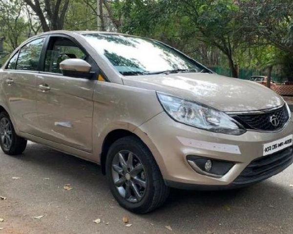 2015 Tata Zest Xma Diesel For Sale In Bangalore Cars Bangalore