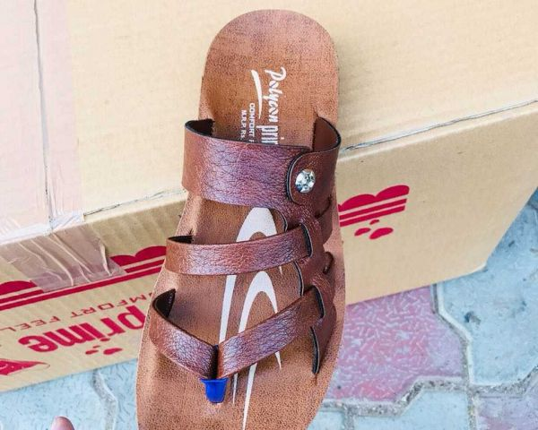 Men Pu Slipper - Men Footwear in Bangalore 159267648