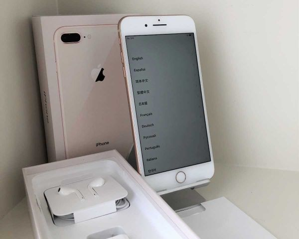size 40 580d6 a824a Brand New Apple iPhone 8 Plus - 64GB - Gold