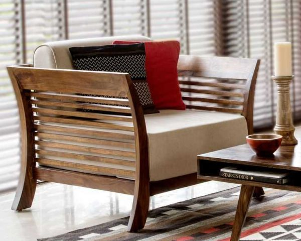 Special Contemporary Wooden Sofa Set Furniture ...