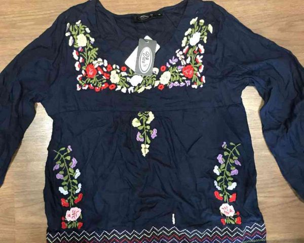 Branded Original Ladies Surplus Stocklot Garments Women Clothing