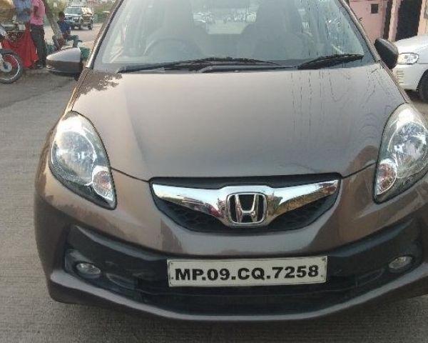 2014 Honda Brio V Mt For Sale In Indore Cars Indore 159653782