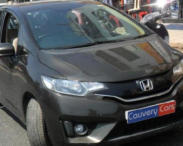 2017 Honda Jazz V Petrol For Sale In Bangalore