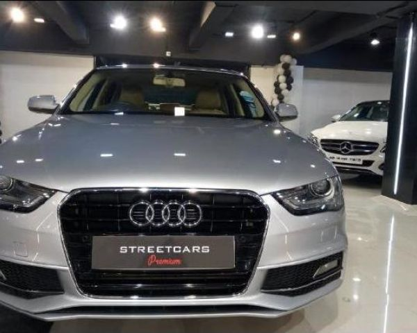2015 Audi A4 35 Tdi Technology Pack For Sale In Bangalore Cars