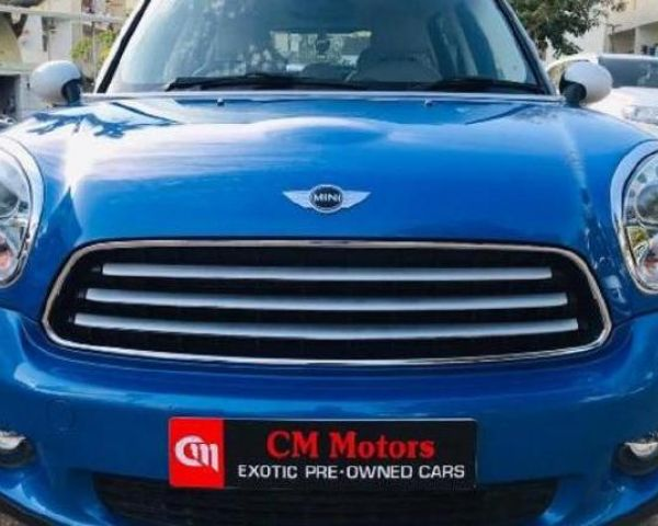2014 Mini Cooper Countryman Cooper D For Sale In Ahmedabad Cars