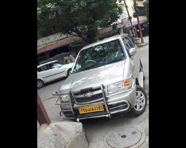 2014 Chevrolet Tavera Ls 10 Str For Sale In Hyderabad Cars Hyderabad