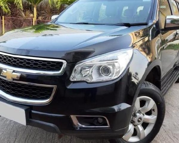 2015 Chevy Trailblazer >> 2015 Chevrolet Trailblazer Ltz At For Sale In Hyderabad Cars