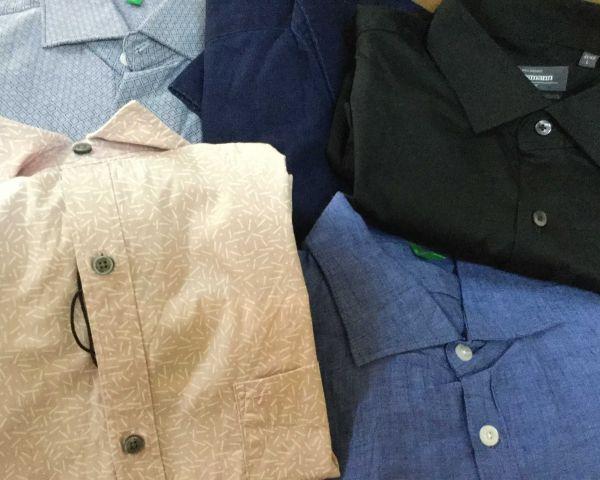 106828c3 ₹455 100% originals surplus men s branded premium shirts jeans wholesale  qty price by Gaurisai