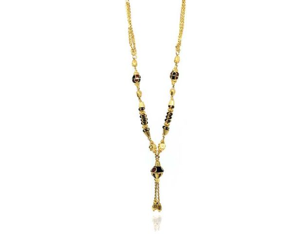 Gold Mangalsutra Designs With Price Mangalsutra
