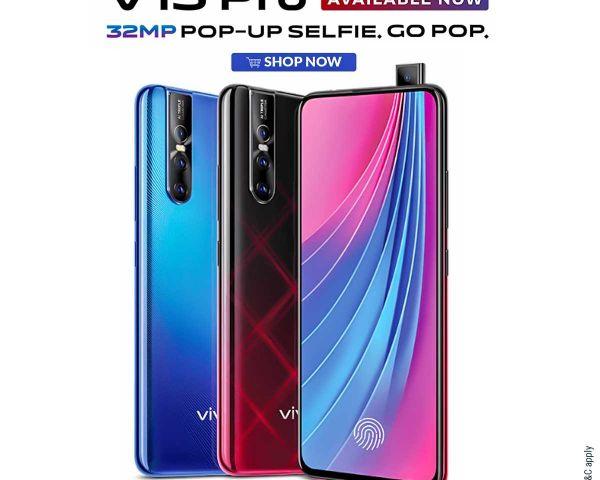 87abb7a0f ₹28990 Buy Vivo V15 PRO SmartPhone Online by Sathya Online Shopping