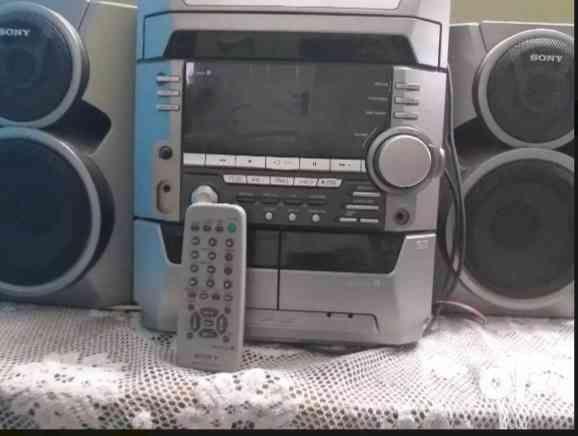 SONY MUSIC SYSTEMMHC-GX2000