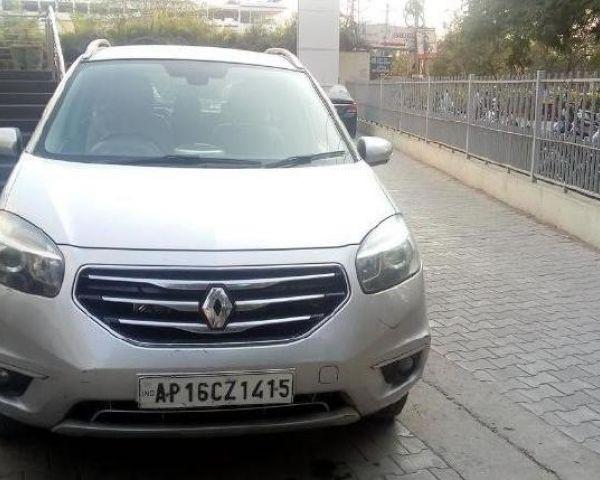 2013 Renault Koleos 4x4 At For Sale In Krishna Cars Krishna 160994021