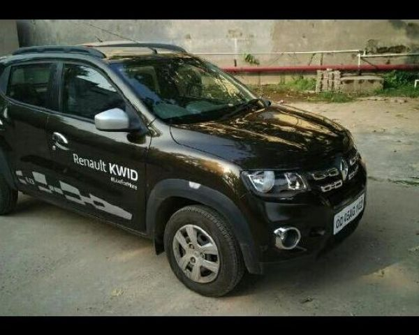 2018 Renault Kwid 10 Rxt Amt Opt For Sale In Bhubaneswar Cars