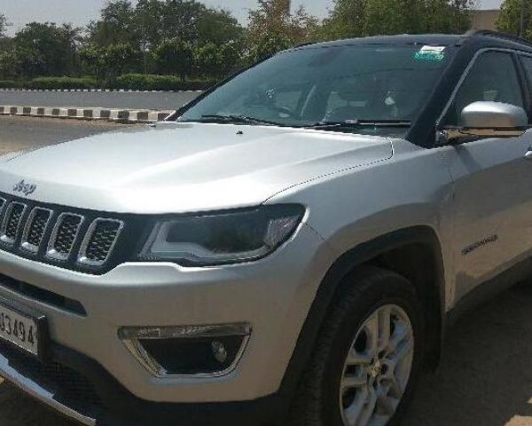 2017 Jeep Compass Limited (O) 2 0 Diesel For Sale In Ahmedabad