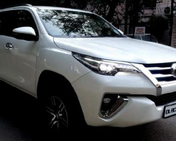 2018 Toyota Fortuner 2 8 4x2 AT For Sale In New Delhi