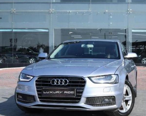 2015 Audi A4 35 Tdi Technology Pack For Sale In Chandigarh Cars