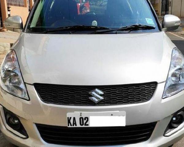 2017 Maruti Suzuki Swift Vxi For Sale In Bangalore Cars Bangalore