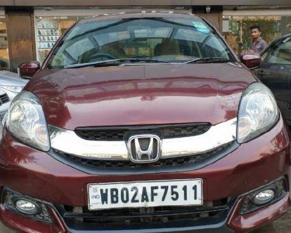 2014 Honda Mobilio V Diesel For Sale In Kolkata Cars Kolkata 161503612