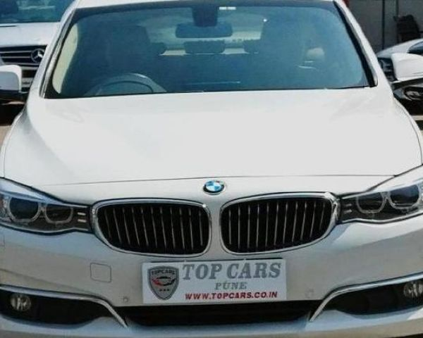 2016 Bmw 3 Series Gt 320d Luxury Line For Sale In Pune