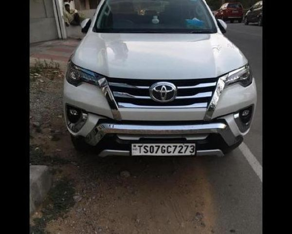 2018 Toyota Fortuner 2 8 4x2 MT For Sale In Hyderabad Cars