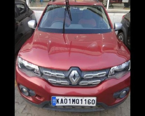 2017 Renault Kwid 10 Rxt Edition For Sale In Bangalore Cars