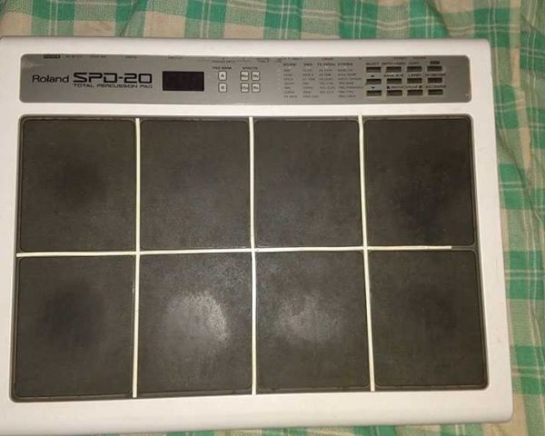 Roland SPD Stick Pad Drum Octopad