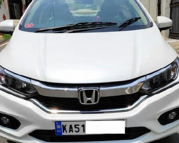 2018 Honda City Vx O Mt For Sale In Bangalore Cars Bangalore 162604399