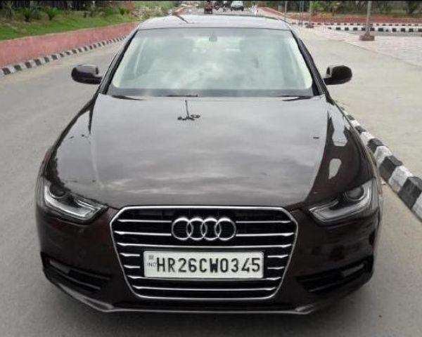 2016 Audi A4 35 TDI Premium Sunroof For Sale In New Delhi