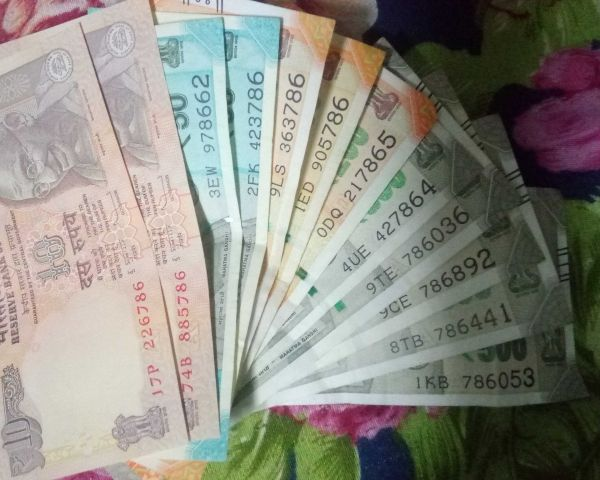786 CURRENCY NOTES