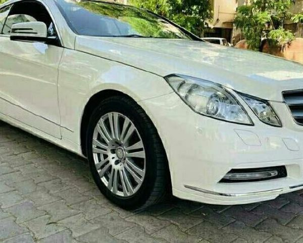 2011 Mercedes Benz E Class E350 Coupe For Sale In Ahmedabad