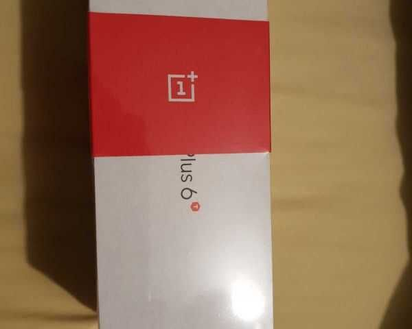 Brand new oneplus 6t inbox with bill and warranty