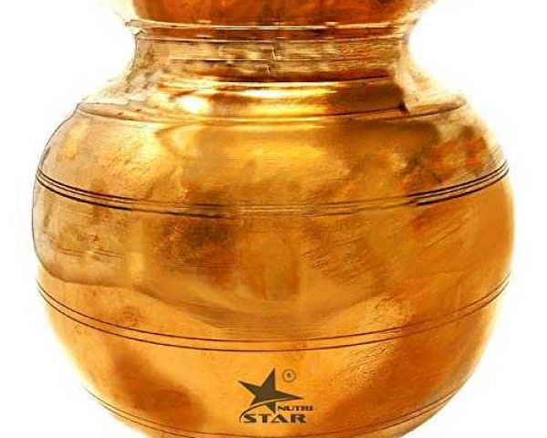 Copper Sarwa Water Pot