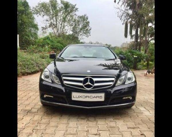 2011 Mercedes Benz E Class E350 Coupe For Sale In Pune