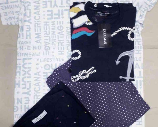 Export Quality Original Zara Men Tshirts