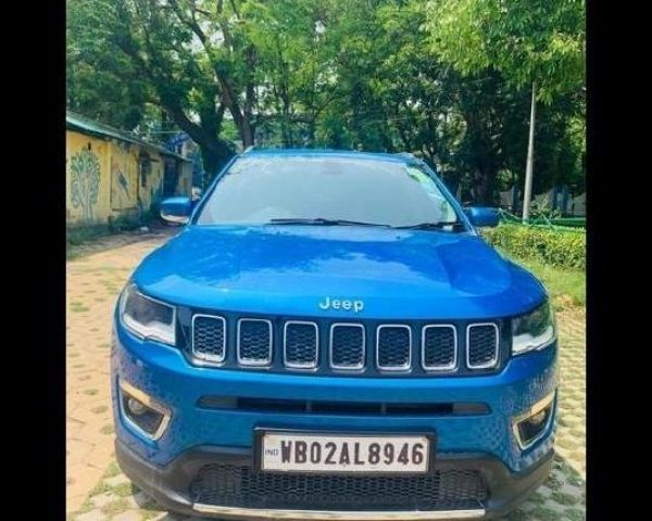 2017 Jeep Compass Limited (O) 2 0 Diesel For Sale In Kolkata