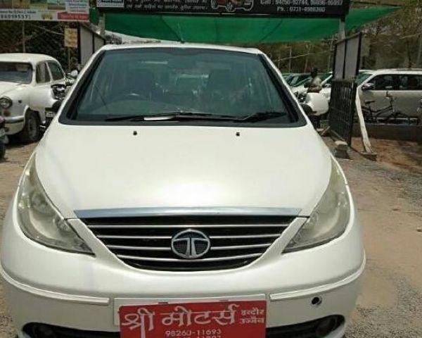 2012 Tata Manza Aqua Quadrajet BS-III For Sale In Indore
