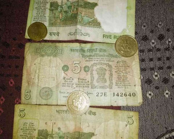 I am sell old coins and currency of rupees five