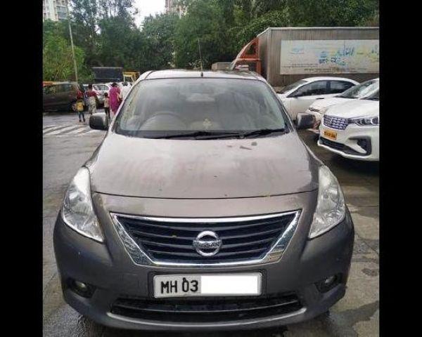 Nissan Altima Diesel >> 2012 Nissan Sunny Xv Diesel For Sale In Thane