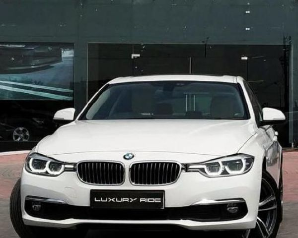 2016 Bmw 3 Series 320d Luxury Line For Sale In Chandigarh