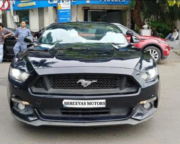 2017 Mustang Gt For Sale >> 2017 Ford Mustang Gt Fastback 5 0l V8 For Sale In Mumbai