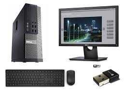 Dell core i7 4th gen desktop 4gb ram 500gb hdd