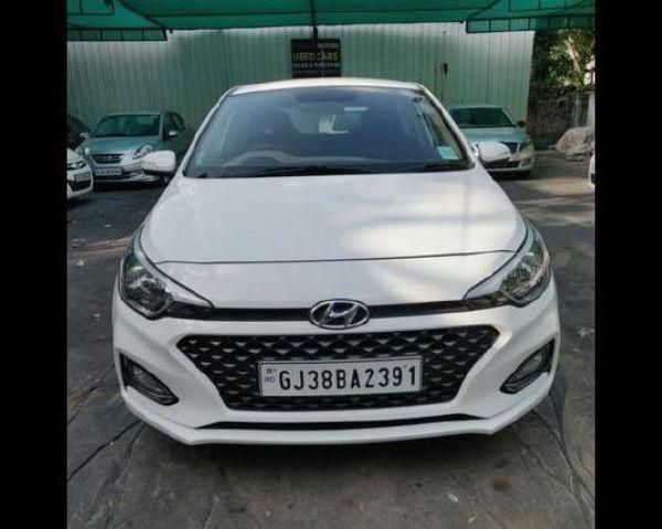 2018 Hyundai Elite I20 Sportz 1 2 For Sale In Ahmedabad