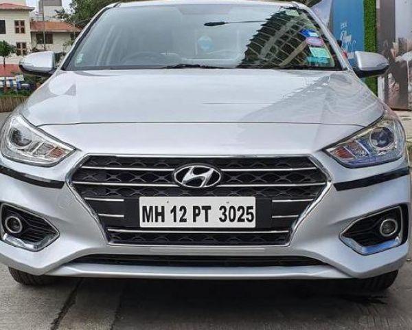 2017 Hyundai Verna SX 1 6 VTVT For Sale In Mumbai