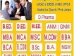 B.Tech/ Poly Diploma from AICTE Approved Universities
