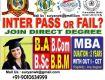 one sitting fast track mode PhD, Mphil, MTech, BTech, MBA & LLB